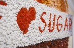 Скульптура | Кевин Чемпени | I Love Sugar detail