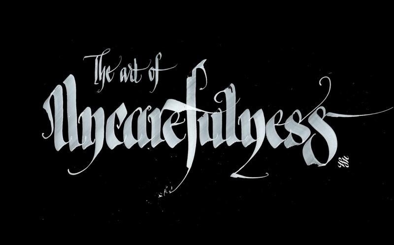 Каллиграффити - Niels Shoe Meulman