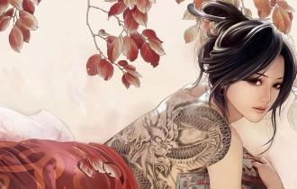 Японская Татуировка Ирезуми - Искусство Длиною Во Всё Тело