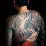 Татуировка | Irezumi | 02