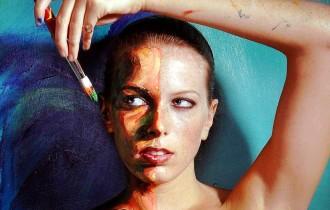 Алекса Мид. Боди-арт и фотография как иллюзия живописи