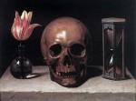 Живопись | Philippe de Champaigne | Still Life With Skull