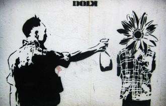 Долк Лундгрен. Граффити По-Норвежски