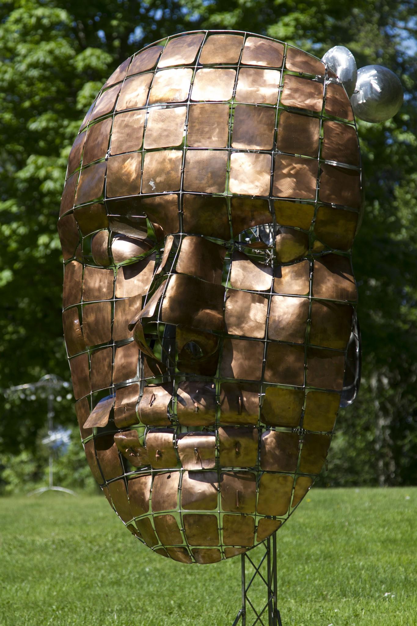 Чертеж кинетической скульптуры