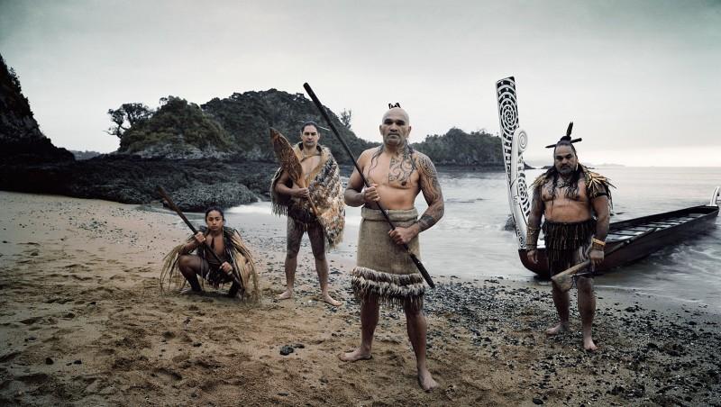 Жестокое, но культурное племя Маори