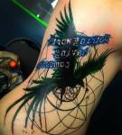 Татуировка   Trash Polka   05