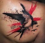 Татуировка | Trash Polka | 08