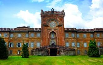 Итальянский замок Castello di Sammezzano
