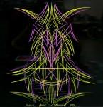 Живопись | Pinstriping | 12