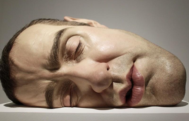 Рон Муек. Гиперреализм в скульптуре