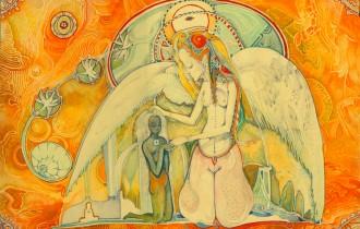 Веда Рам И Её Картины-Медитации