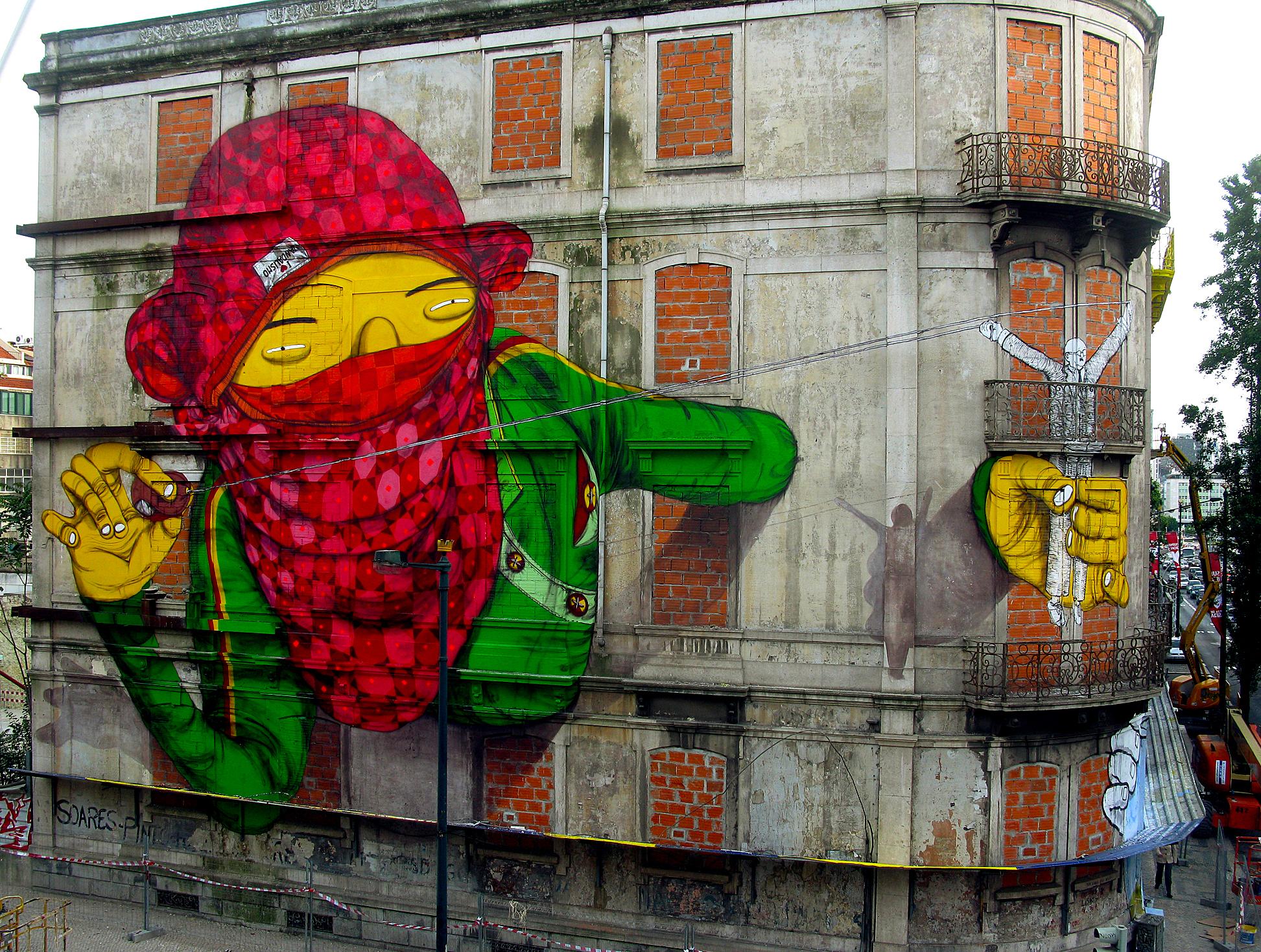 самые крутые граффити в мире фото отличие многолетних разновидностей
