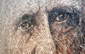 Плетёные Рисунки Алекси Торрес