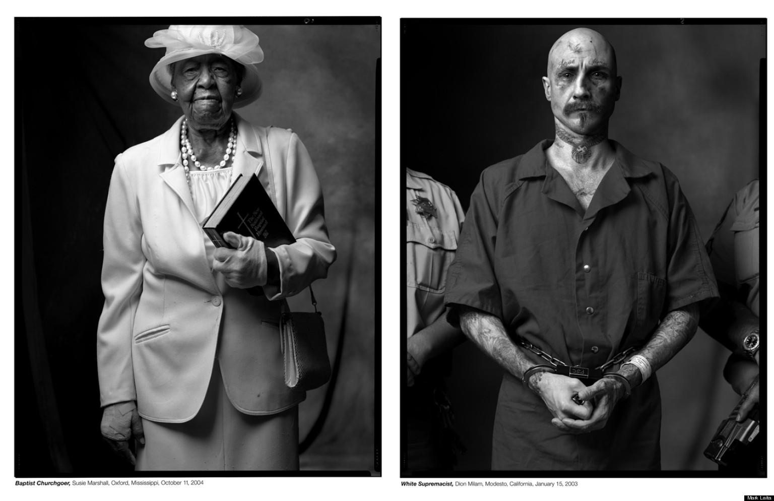 Созданные равными (Created equal). Фотограф Mark Laita