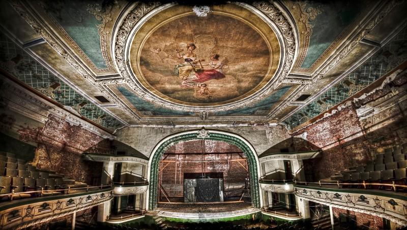 Забытый театр «Орфей»