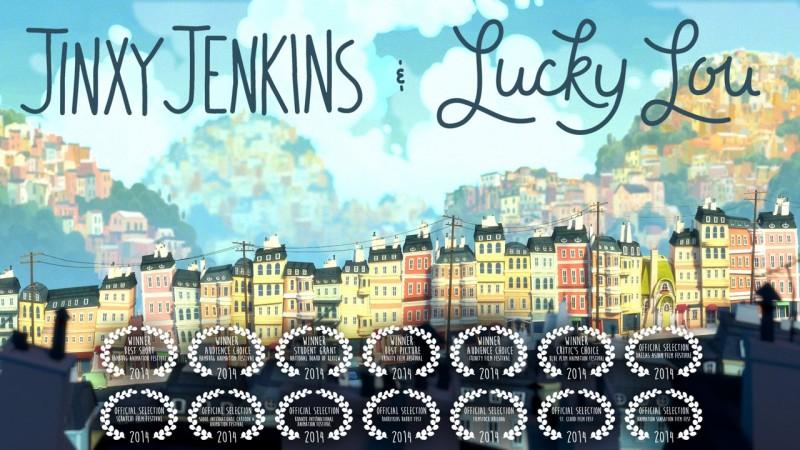 Jinxy Jenkins, Lucky Lou