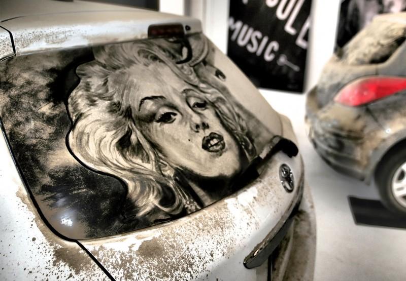 Скотт Вейд: превращая грязь в искусство