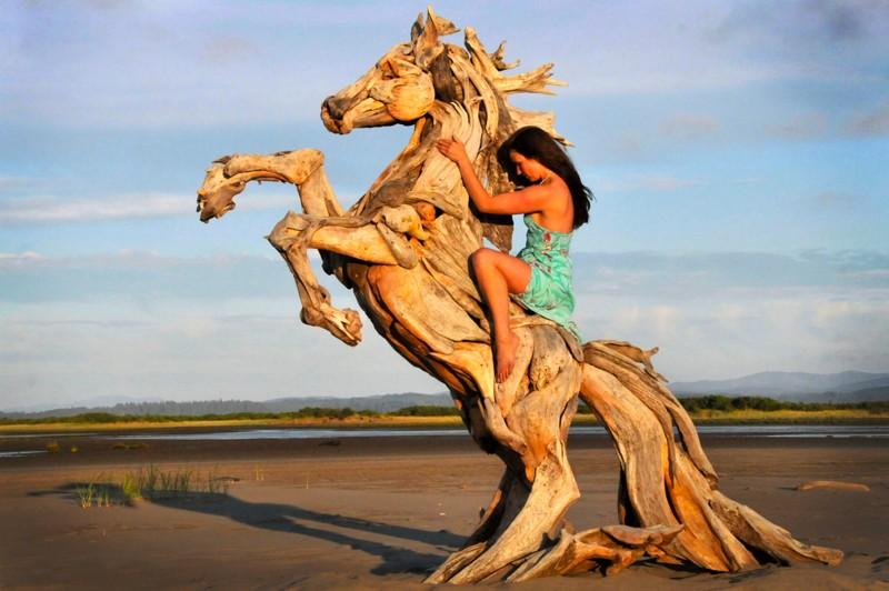 Деревянный мир Джеффро Уитто