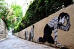 Стрит-арт | Levalet | La fuite