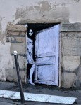 Стрит-арт | Levalet | Le seuil