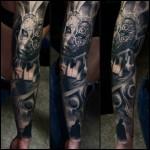 Татуировка | Николай Джангиров | 03