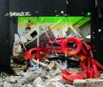Стрит-арт | Bordalo II | 08