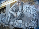 Стрит-арт | Borondo | 10