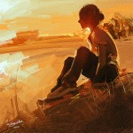 Живопись   Ling Shu   06