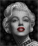 Живопись |Ben Heine | Marilyn Monroe