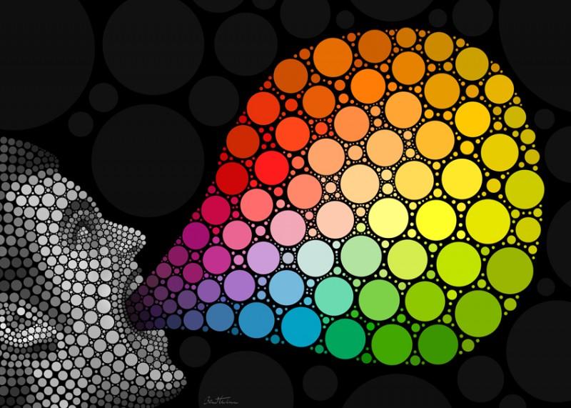 Бен Гейне. Искусство цифровых кругов