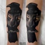 Татуировка   Денис Тидан   05