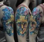 Татуировка | Ольга Григорьева | Fox