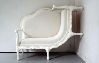 Сюрреалистическая мебель Лилы Янг