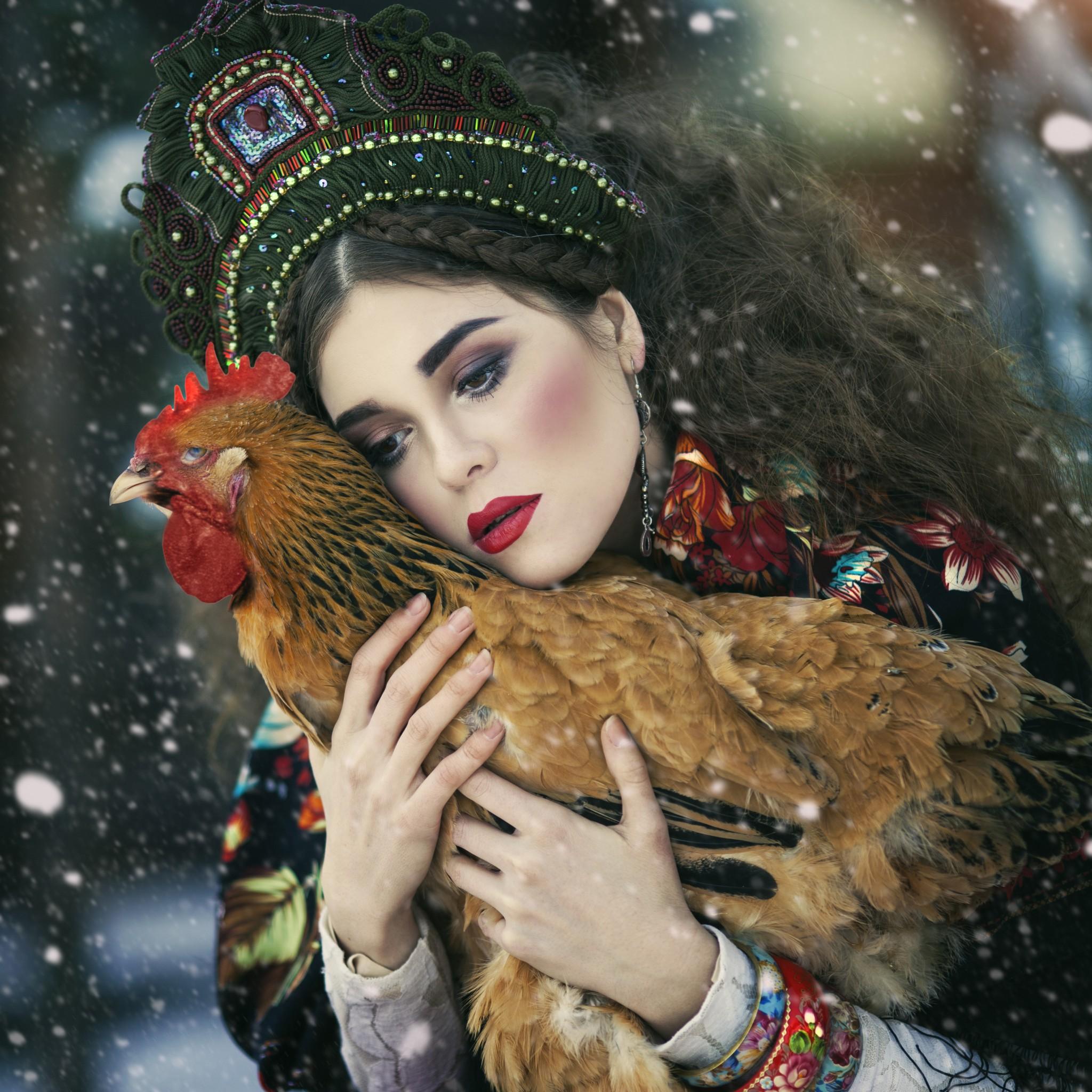 Широкоформатное фото русских девушек 11 фотография