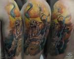 Татуировка | Ольга Григорьева | Ra