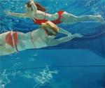 Живопись   Samantha French   Endless Summer