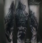 Татуировка | Ольга Григорьева | Smoke girl