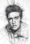 Живопись   Vince Low   Elvis Presley