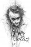 Живопись | Vince Low | Joker