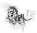 Живопись | Vince Low | Michael Jackson