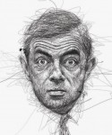 Живопись | Vince Low | Rowan Atkinson
