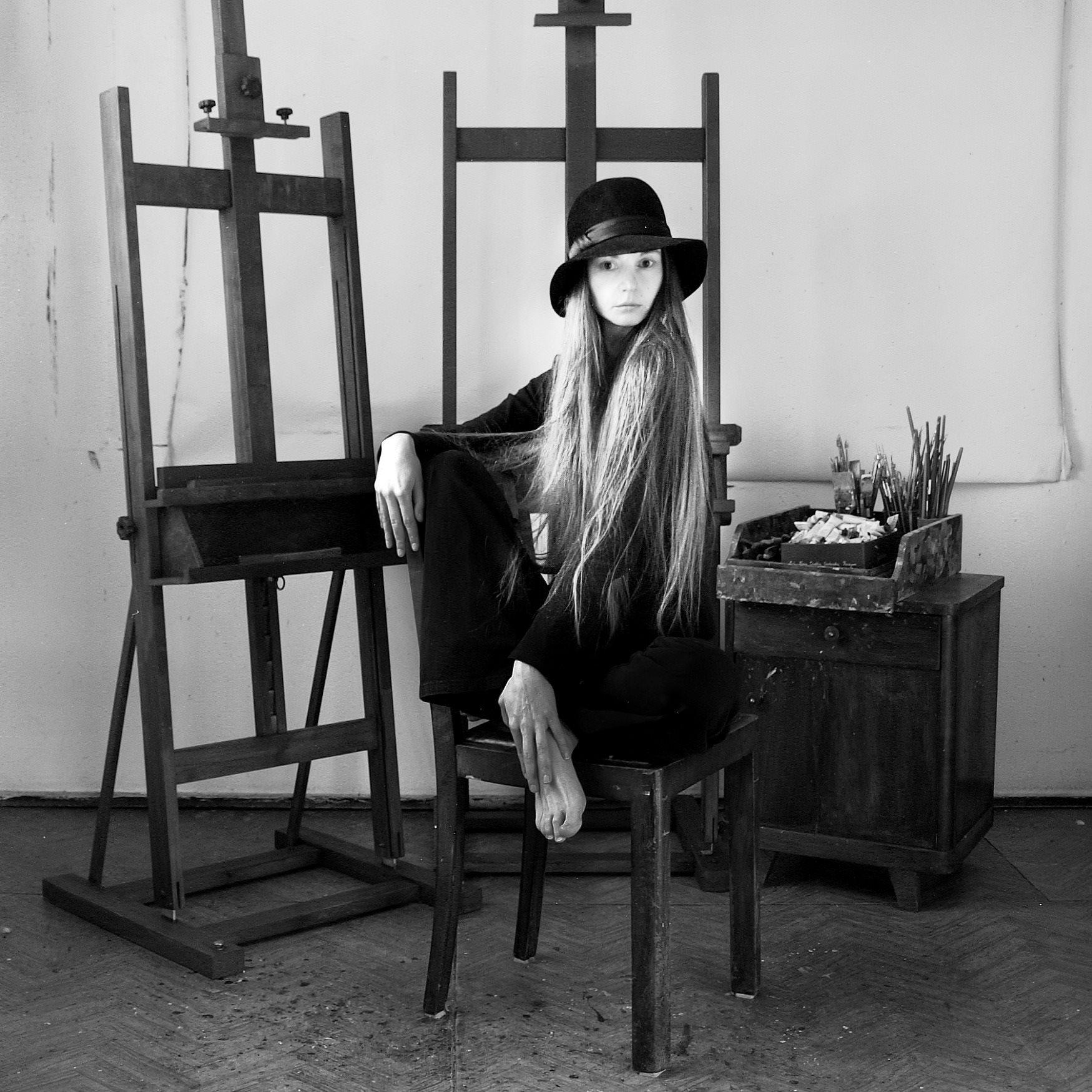 Художница Юстина Копанья (Justyna Kopania)