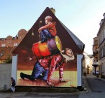 Стрит-арт | Fintan Magee | 02