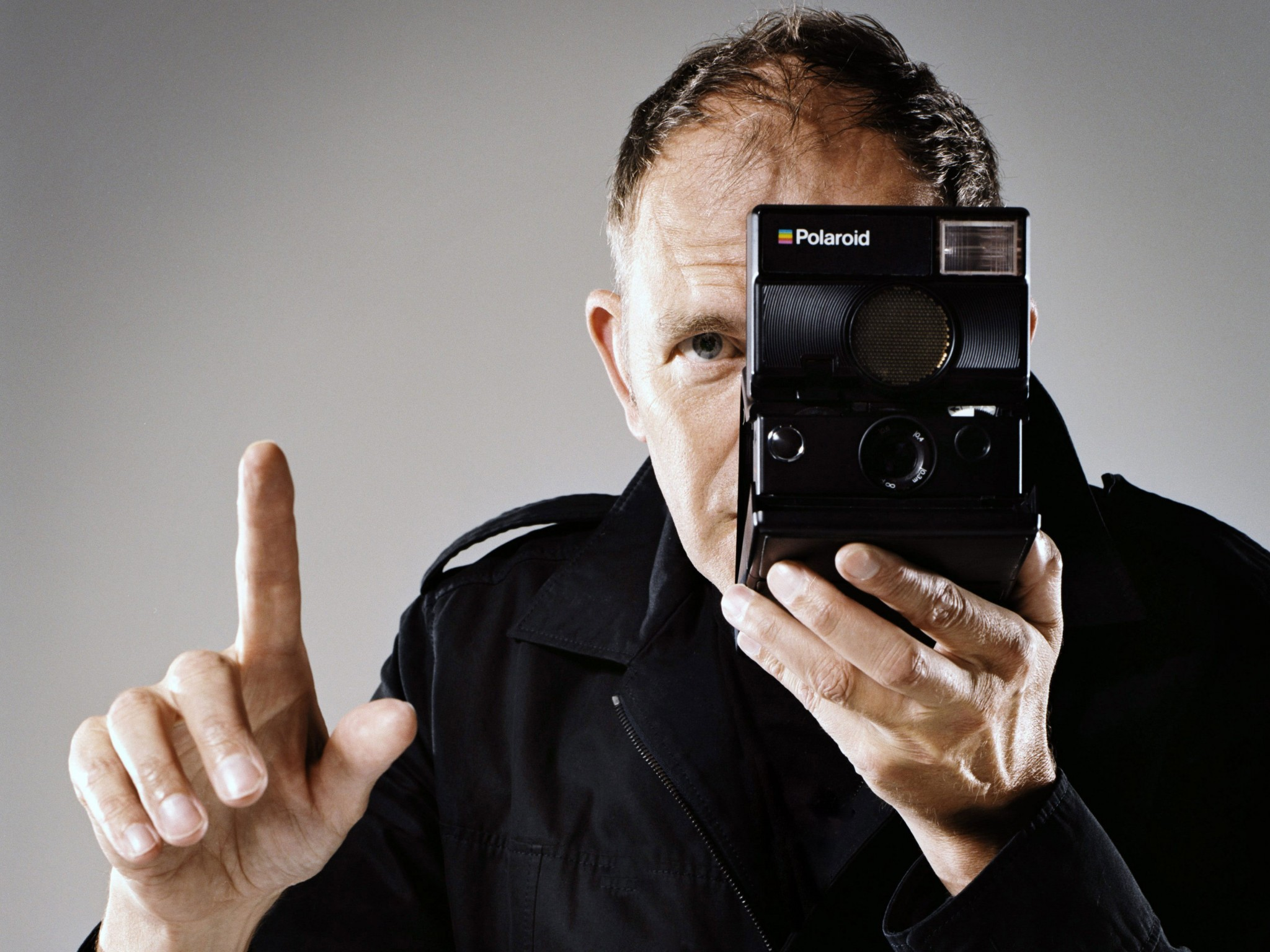 Фотограф Антон Корбайн (Anton Corbijn)