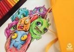 Татуировка | Idiotstile | Эскиз татуировки