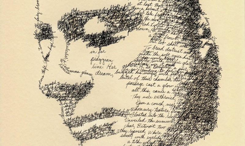 «Лица из слов»: символичные портреты Джона Сокола