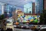 Граффити | Костя Zmogk | Converse Clash Wall