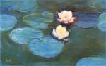 Живопись | Claude Monet | Водяные лилии | 01