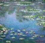 Живопись | Claude Monet | Водяные лилии | 02