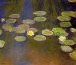 Живопись | Claude Monet | Водяные лилии | 03